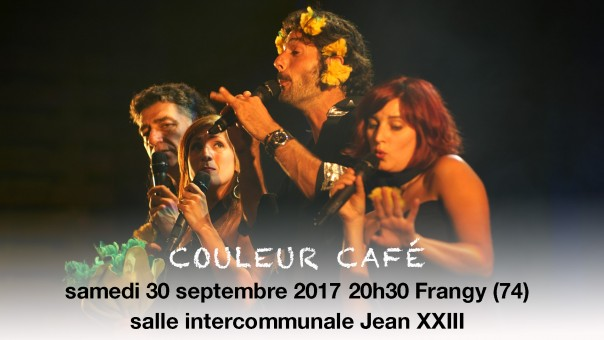 Coulcaf sans charge spectacle de Couleur Café, Frangy,samedi 30 septembre 20h30::/fr/
